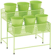 Cole & Grey 2-Tiered Plant Stand