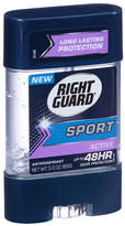 Right Guard Sport Antiperspirant & Deodorant Gel Active