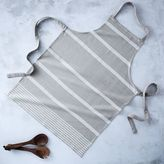 west elm FEED Kitchen Aprons - Woven Stripes