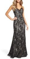 Xscape Evenings Women's Lace Slipdress