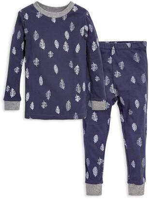 Burt's Bees In the Pines Snug Fit Organic Baby Pajamas