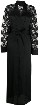 La Perla Fall In Love silk robe