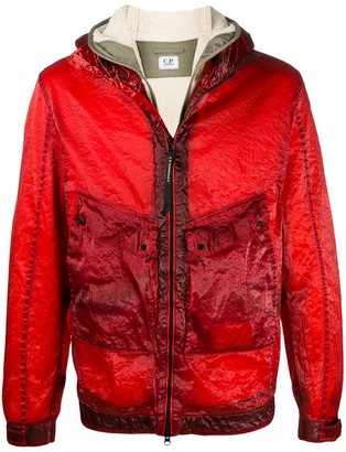 C.P. Company Double-Layer Hooded Jacket