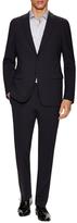Prada Solid Notch Lapel Suit