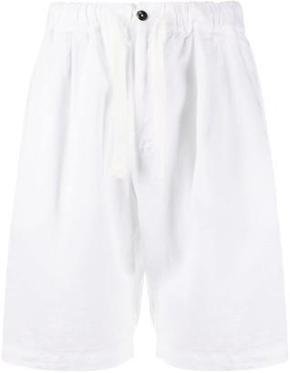 Pt01 Drawstring Deck Shorts