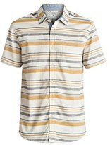 Quiksilver Men's Aventail Short Sleeve Woven Top