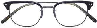 Oliver Peoples Willman D-frame glasses