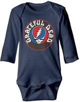 Kawani Grateful Dead Baby Onesie Toddler Clothes Outofits