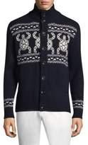 Vilebrequin Wool Cardigan