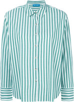 MiH Jeans striped shirt - women - Cotton - S