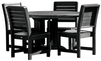 Weatherly 5pc Round Dining Set - Highwood