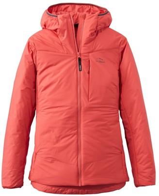 L.L. Bean Women's Stretch Primaloft Packaway Hooded Jacket