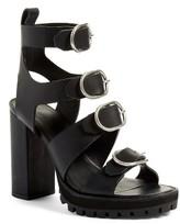 AllSaints Women's Osuna Block Heel Sandal