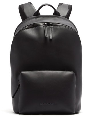 Troubadour Generation Slipstream Waterproof-leather Backpack - Black