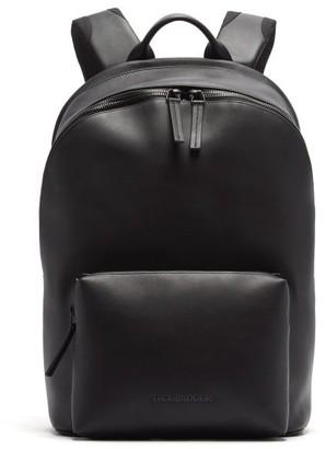 Troubadour Generation Slipstream Waterproof-leather Backpack - Mens - Black