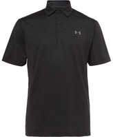Under Armour Coolswitch Golf Polo Shirt - Black