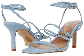 Who What Wear Everly (Light Blue) Women's Shoes