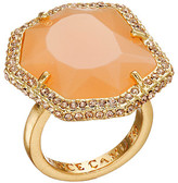 Vince Camuto Pave Border Stone Ring