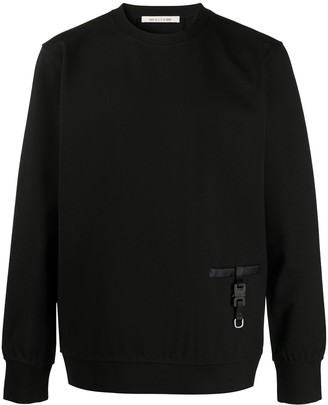 Alyx Buckle-Detail Sweatshirt