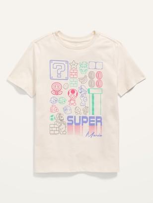 Old Navy Super Mario Gender-Neutral Licensed Tee for Kids
