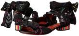 Missoni Ribbon Tie Flat Sandal Women's Sandals