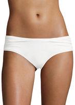MICHAEL Michael Kors Ruched Bikini Bottom