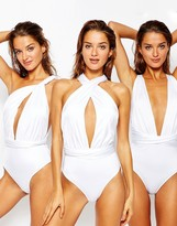 ASOS COLLECTION ASOS Multiway Swimsuit