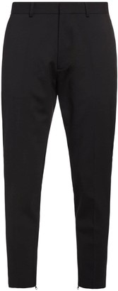 DSQUARED2 14cm Tidy Fit Cool Wool Pants