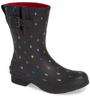 Chooka Dot Waterproof Rain Bootie