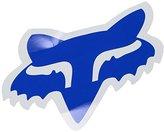 "Fox Men's Head - 7"" Sticker"
