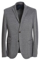 Eleventy Men's Grey Linen Blazer.