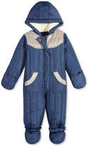 First Impressions Printed Colorblocked Footed Snowsuit, Baby Boys (0-24 months), Created for Macy's