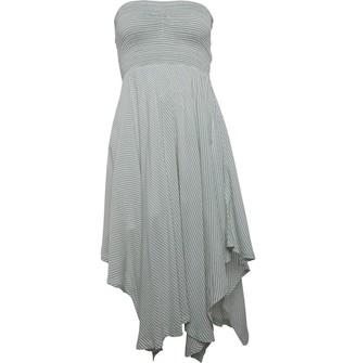 Animal Womens Woven Dress White