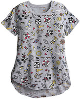 Disney Mickey Mouse and Friends Tee for Women Cruise Line