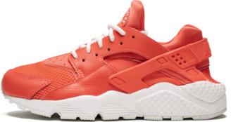 Nike Womens Air Huarache Run SE 'Rush Coral' Shoes - Size 6.5W