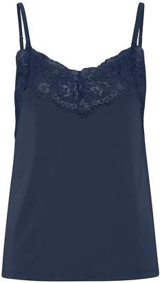 Ichi Like Top in Total Eclipse - xs | navy - Navy