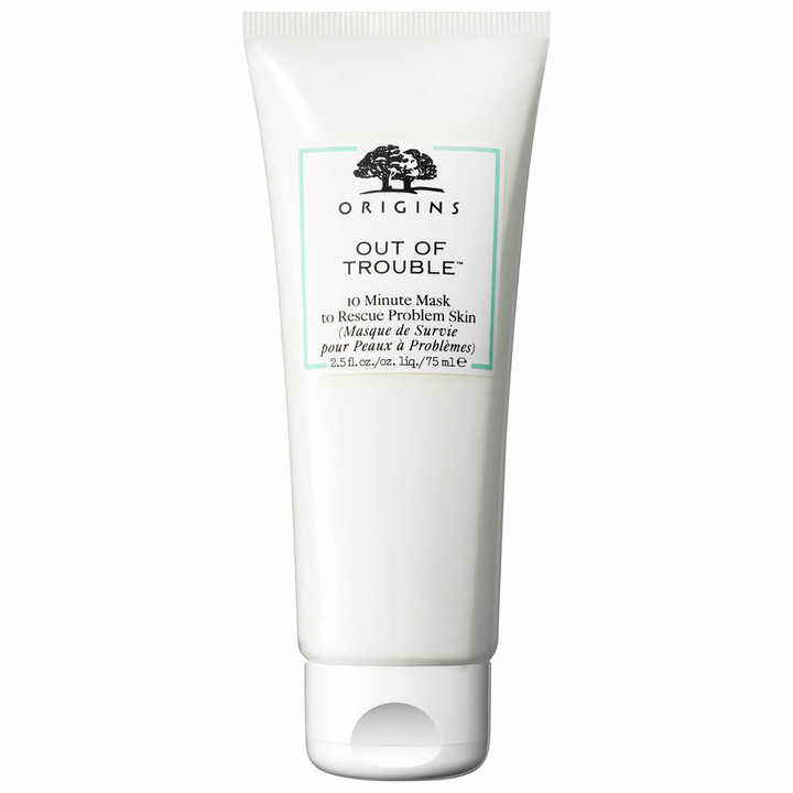 Origins Out of Trouble 10 Minute Mask to Rescue Problem Skin 75ml