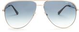 Tom Ford Erin aviator sunglasses