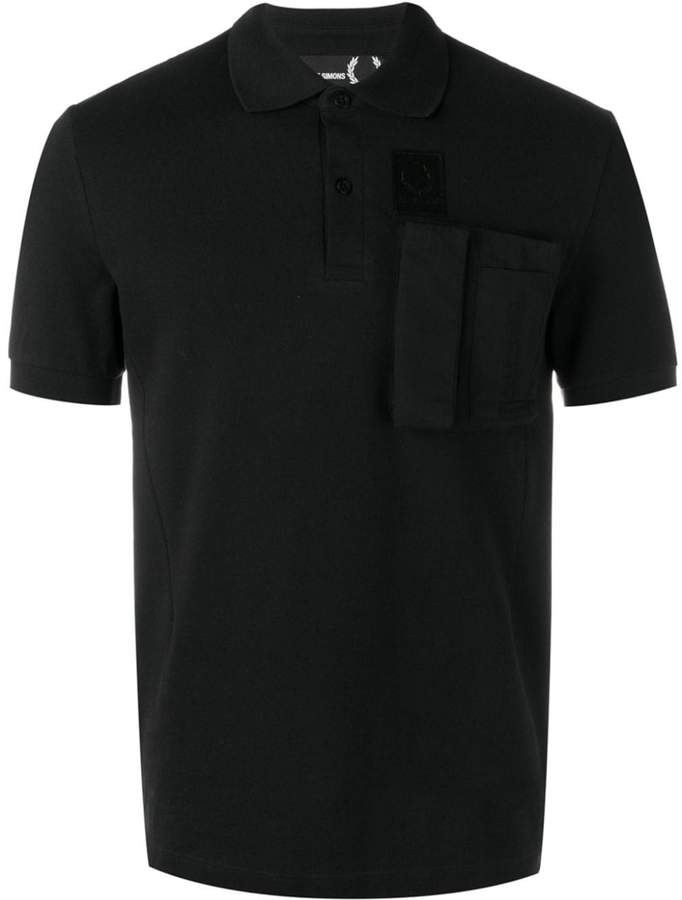 Fred Perry cargo pocket polo shirt