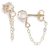 Melissa Joy Manning Stone Ear Chains
