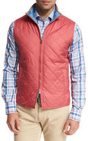 Peter Millar Rutherford Lightweight Quilted Vest