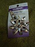 Conair Fashion Snap Clip 58129