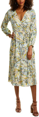 Diane von Furstenberg Evelyn Wrap Dress