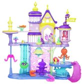 My Little Pony The Movie Canterlot and Seaquestria Castle