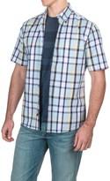Vintage 1946 Oxford Acid Wash Button-Down Shirt - Short Sleeve (For Men)