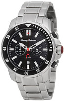 Tommy Bahama Men's Island Diver Stainless Steel Bracelet Watch