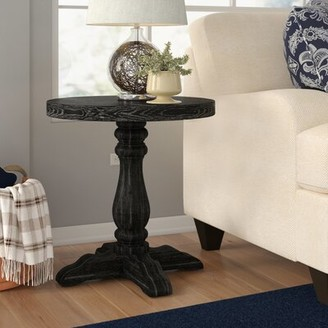 Three Posts Herefordshire Chairside End Table