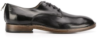 Silvano Sassetti leather lace-up shoes