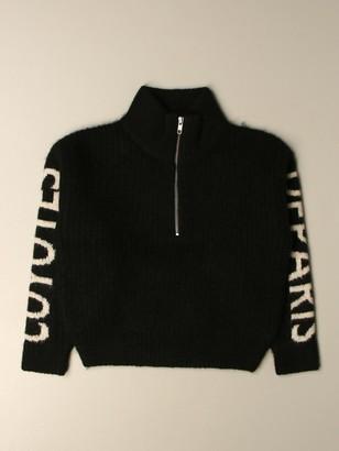 LES COYOTES DE PARIS Sweater With Zip