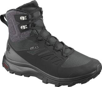 Salomon Women's Outblast TS CSWP Snow Boots